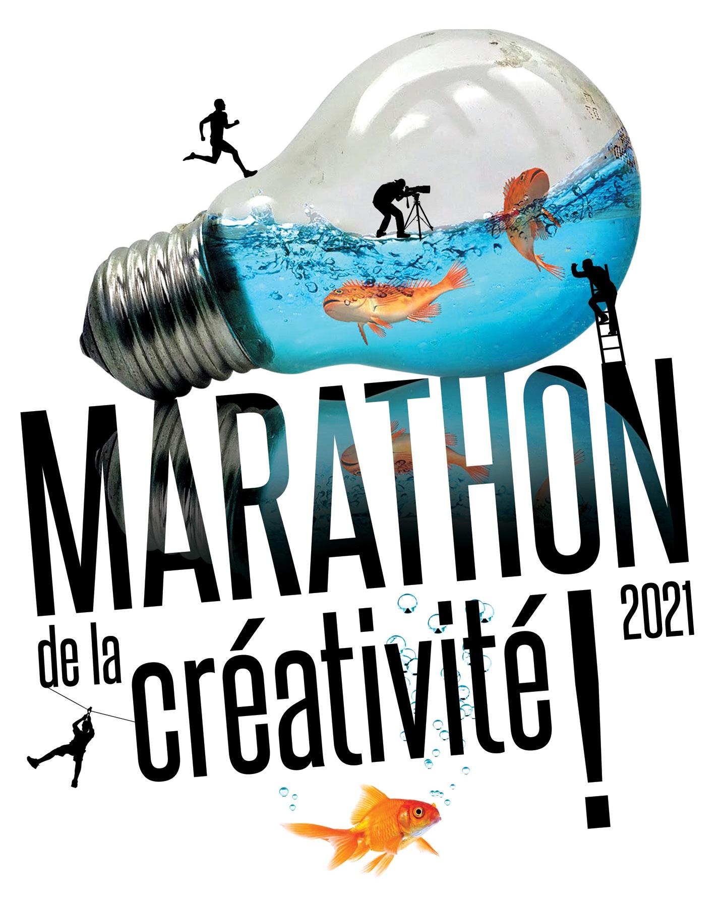 MARATHON DE LA CREATIVITE - La voulte sur Rhône